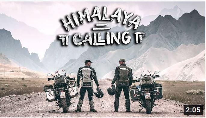 Himalaya Calling trailer