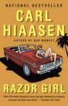 Carl Hiaasen: Razor Girl (book cover)
