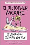 Christopher Moore: Island of the Sequined Love Nun (book cover)
