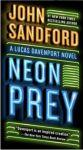 John Sandford: Neon Prey (book cover)