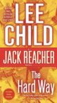 Lee Child: Jack Reacher, The Hard Way (book cover)