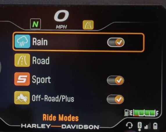 ride-modes