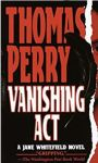 Thomas Perry: Vanishing Act (book cover)